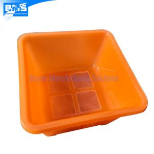 nylon mesh insert molding sample