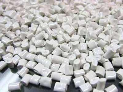 plastic resin material