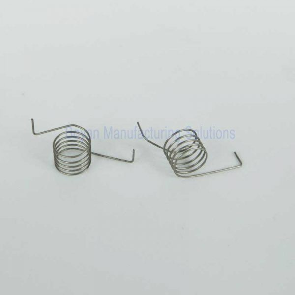 2 small torsion springs