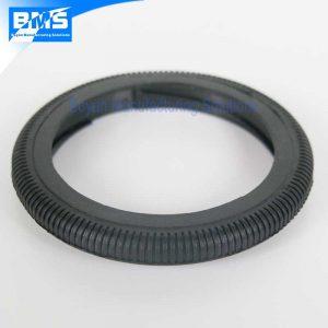 plastic camera lens retainer