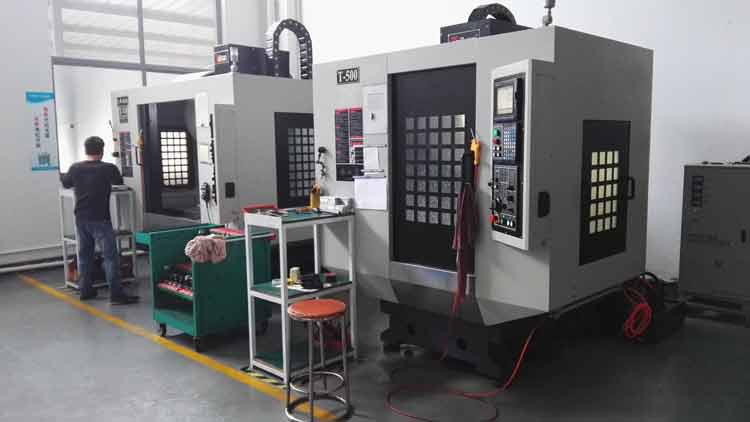 CNC machining factory in China page 2