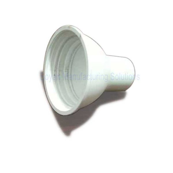 LED bulb socket side view