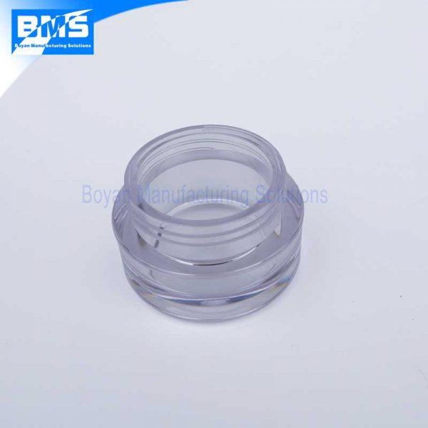 custom acrylic jar