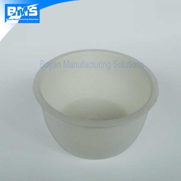 material PP plastic bowl