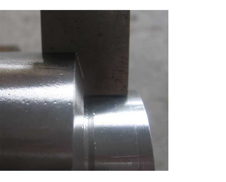 inspection gauge for contour
