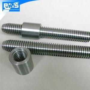 Tr36X6 screw shaft and nut