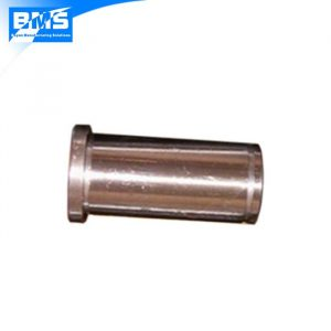 precision ground shaft with grooves