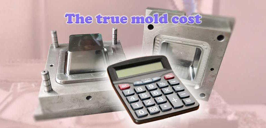 The cost of plastic injection mold in China