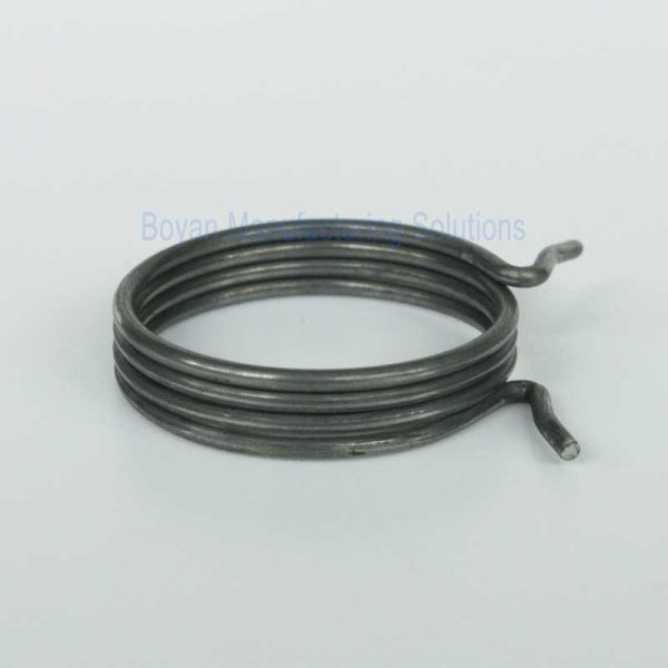 carbon steel torsion spring picture 4
