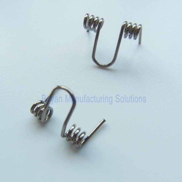 stainless small double torsion spring picture 3