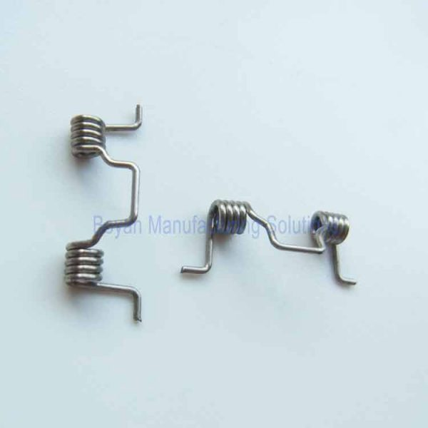 stainless small double torsion spring picture 6