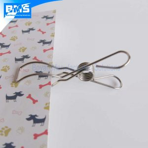 95 mm stainless steel wire clothespin