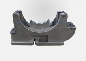 casting nodular iron sample