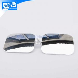 chrome plated plastic mirror