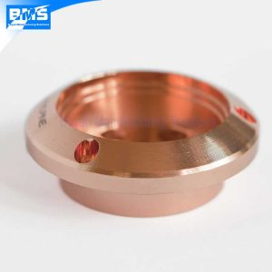 cnc turning part copper plated