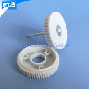 custom plastic helical gear
