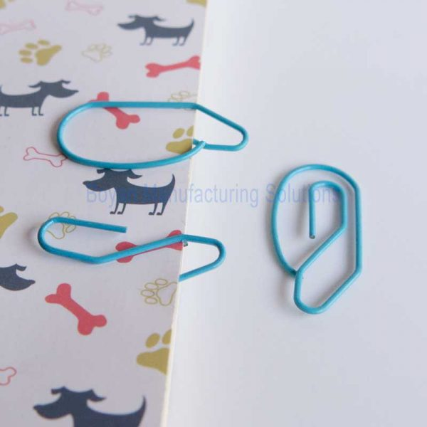 custom wire paper clip 2