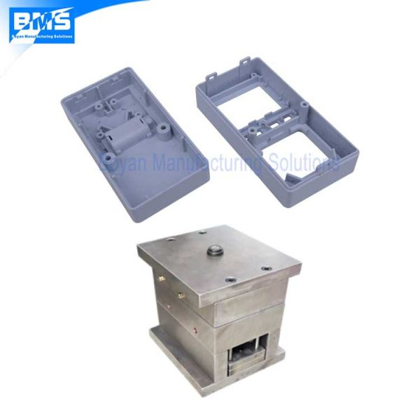 electrical socket cover injection mold