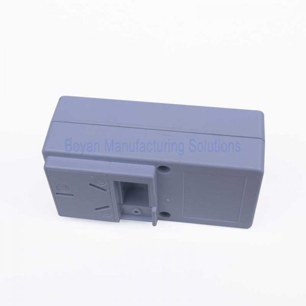 electrical socket cover side view