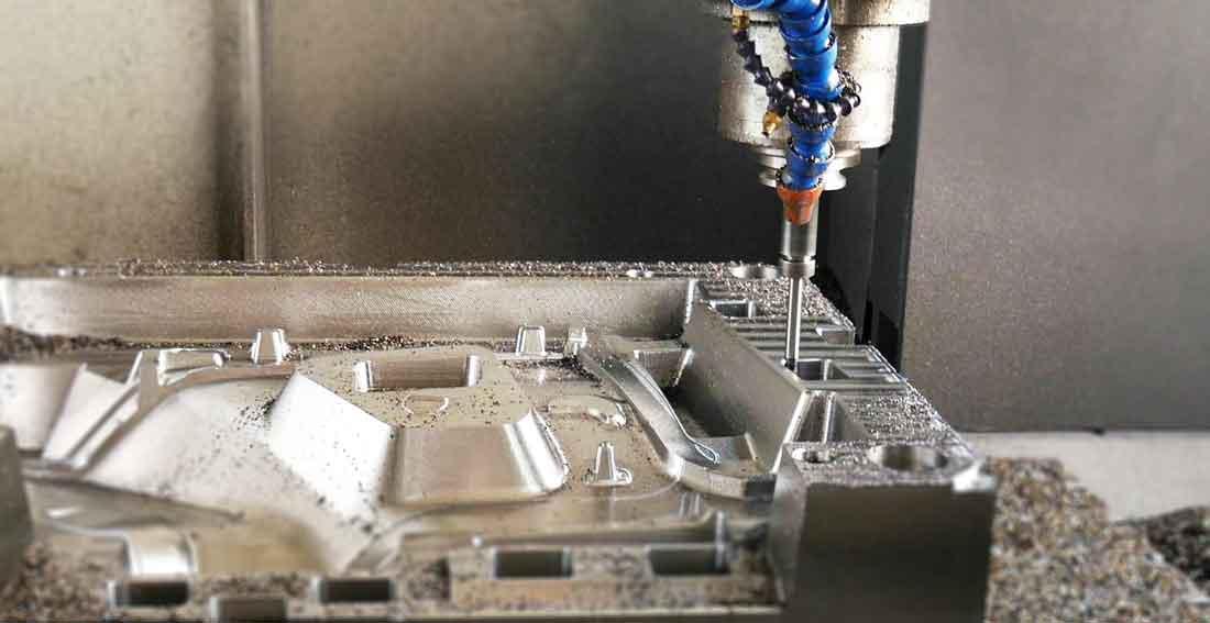 gantry type cnc milling