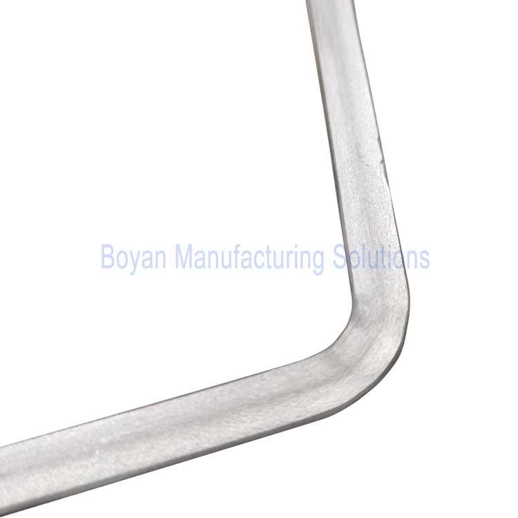 horizontal bending wrinkles flat wire 2