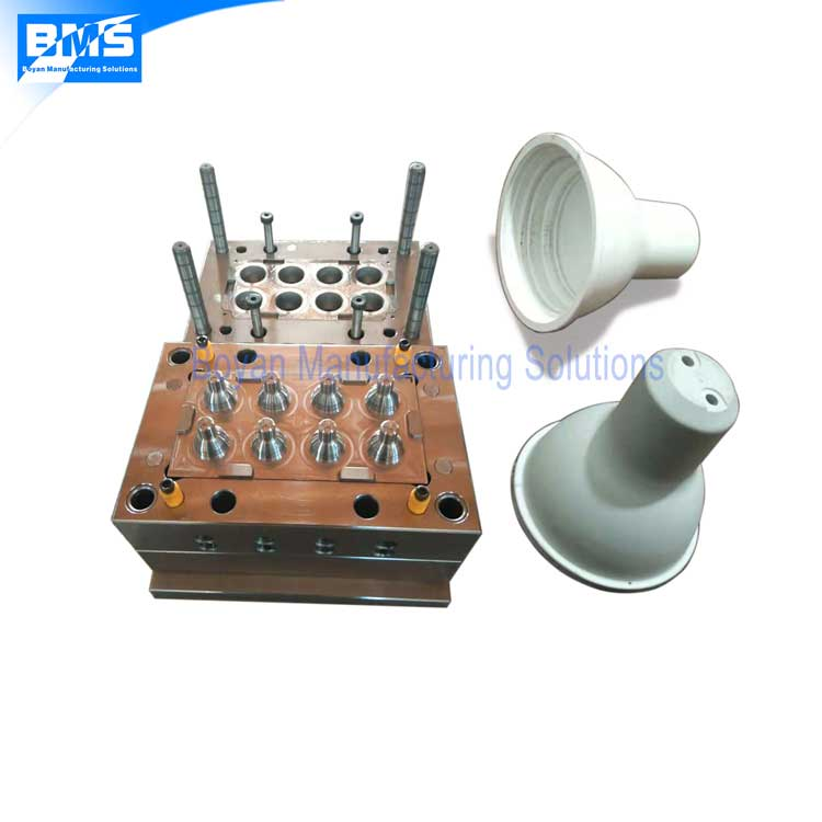injection mold for LED bulb socket