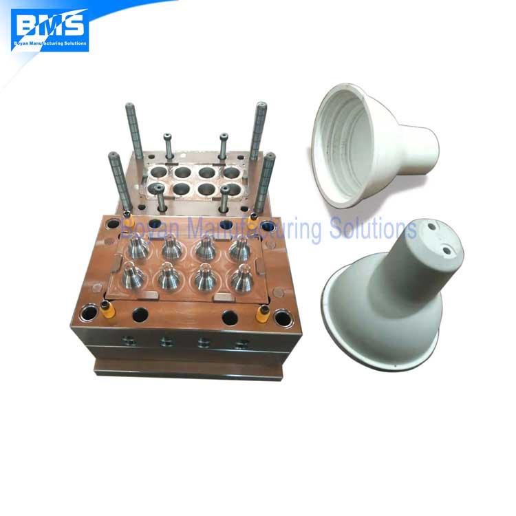 injection mold for LED bulb socket