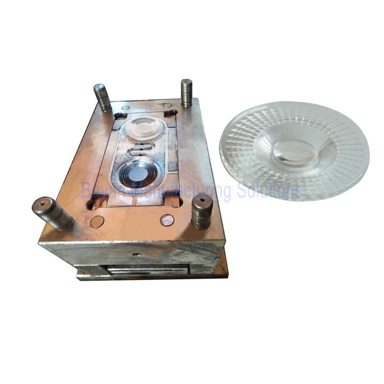 injection mold for LED lens 2