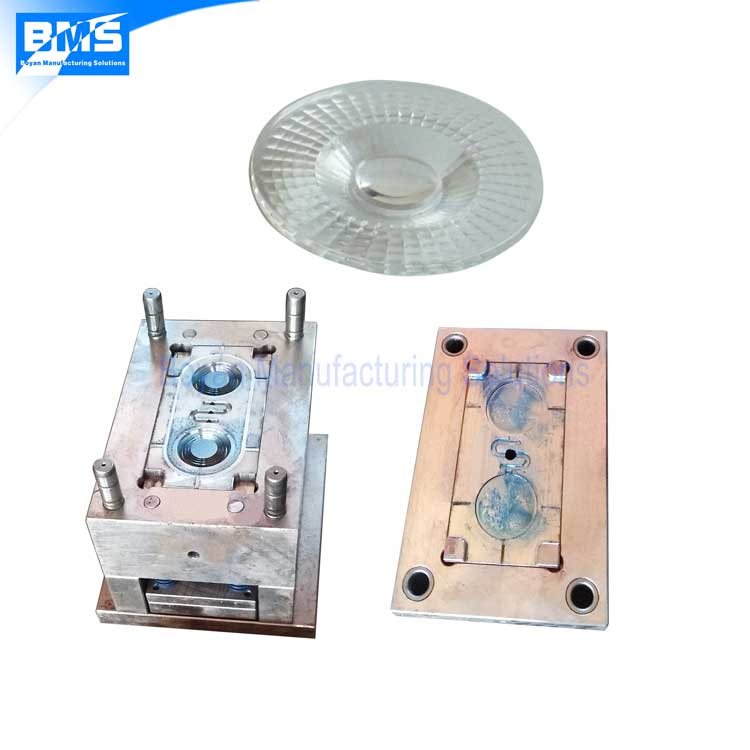 injection mold for LED lens