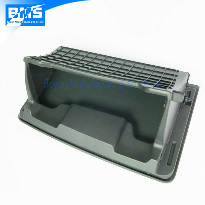 injection mold for car glove compartment