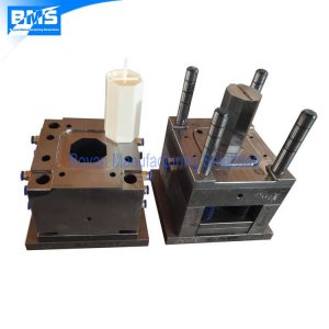 injection mold for plastic cylinder container