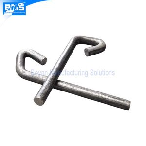 large steel wire bending parts