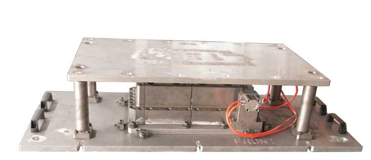 weld mold for car glove compartment