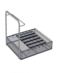 sheet metal 3d desgin example 2