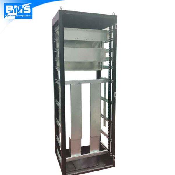 19 inch 42U server rack frames
